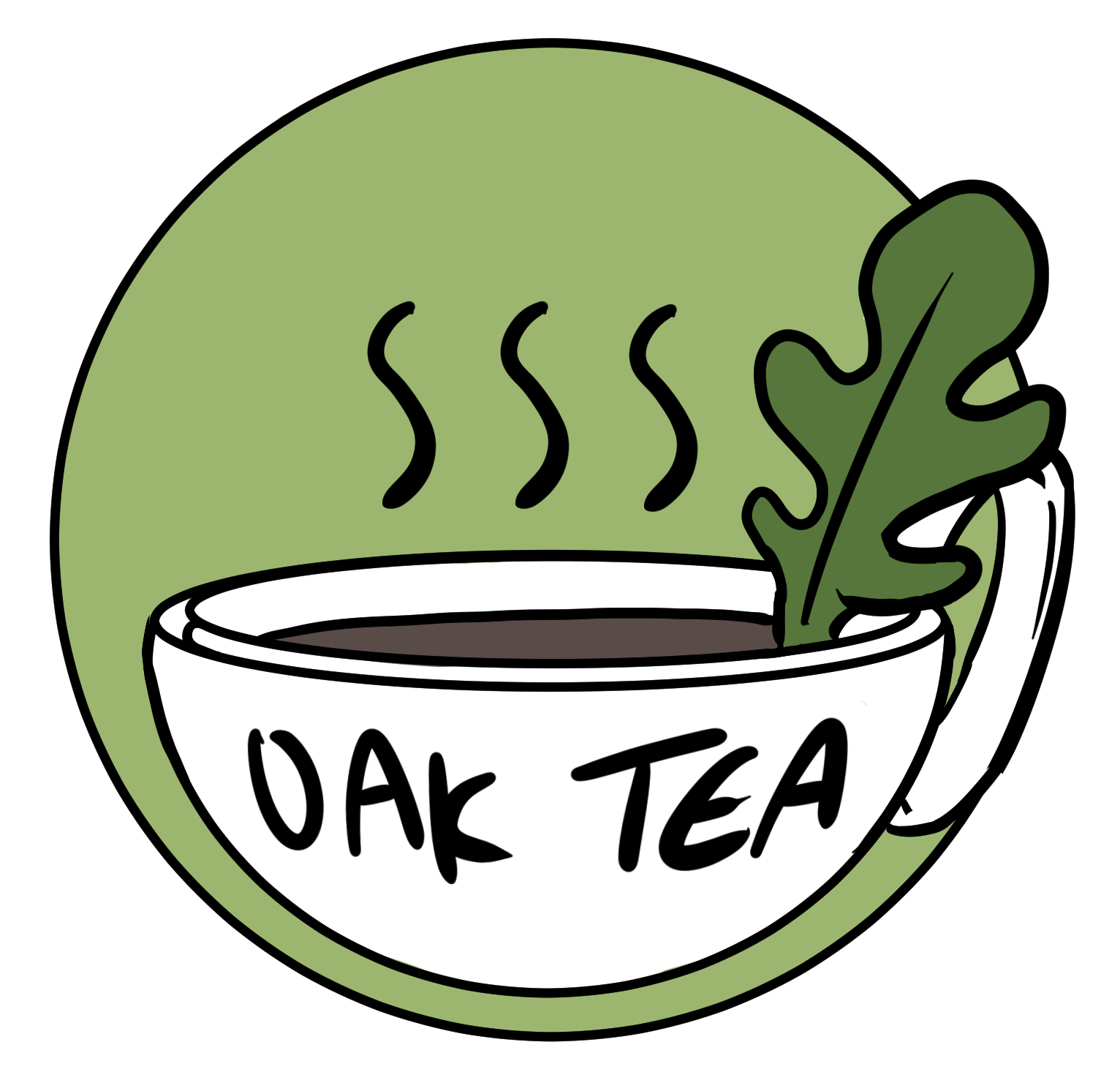 Oak Tea Comics